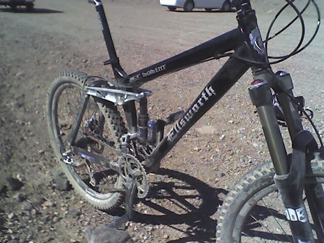 2007 Ellsworth Moment Prototype