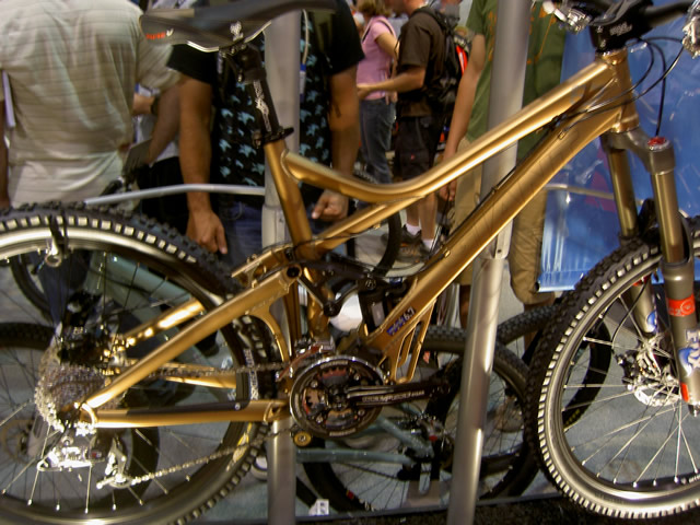 2007 Giant Reign X0