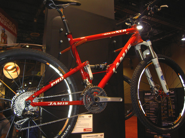 2007 Jamis Dakar XCR Pro