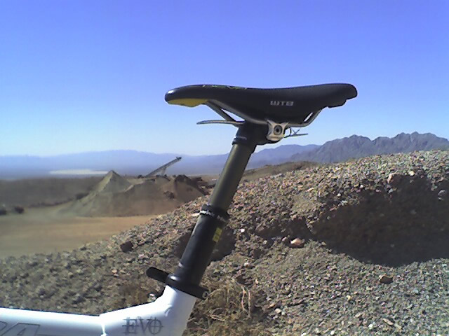 Maverick Speedball Seatpost