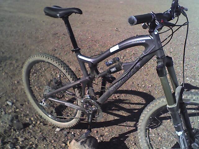 2007 Santa Cruz Nomad