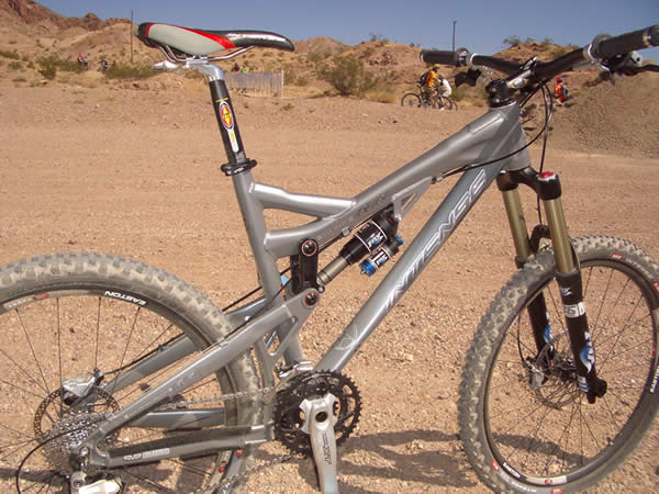 Intense 6.6 Mountain Bike Review