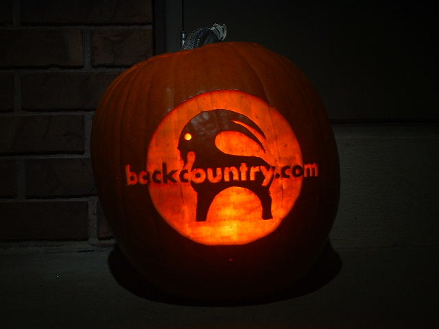 Happy Halloween from Backcountry