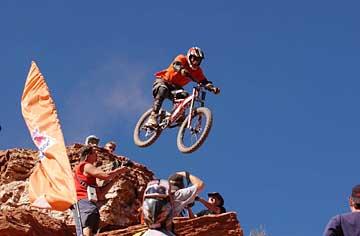 Darren Butler Red Bull Rampage 2001 Photos