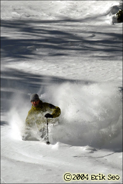 Utah Backcountry Skiing - Kendall Card