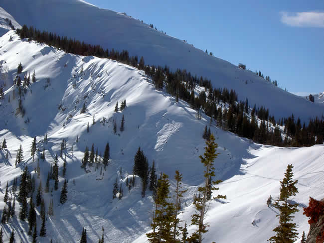 Ski Utah Interconnect Tour - Twin Lakes Avalanche Fatality
