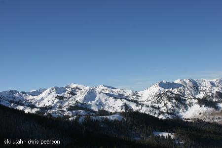 Ski Utah Interconnect Tour - Wasatch Backcountry