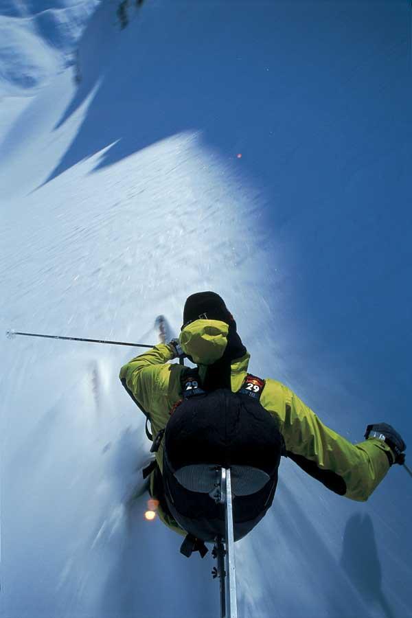 Red Bull Snowthrill Alaska 2002