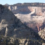 Hiking the East Rim of Zion Canyon National Park