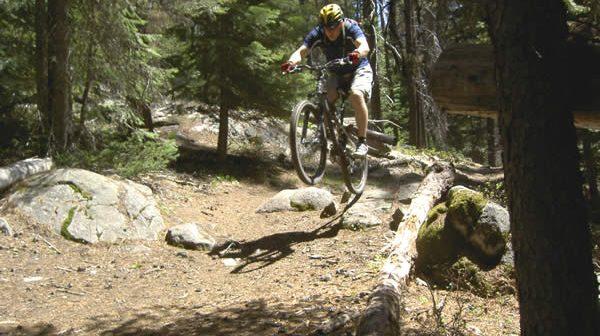 2005 Yeti 575 Enduro Mountain Bike Review - FeedTheHabit com