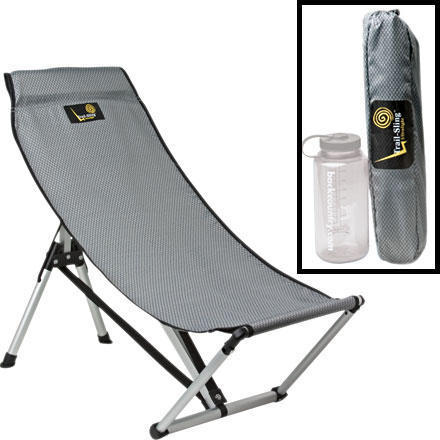 GCI Outdoors Trail Sling Backpacking Chair  sc 1 st  FeedTheHabit.com & GCI Outdoor Trail-Sling Backpacking Chair Review - FeedTheHabit.com