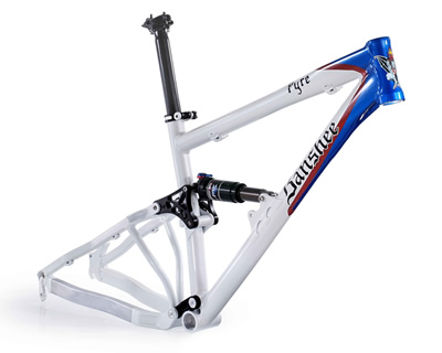 2006 banshee pyre all-mountain bike frameset