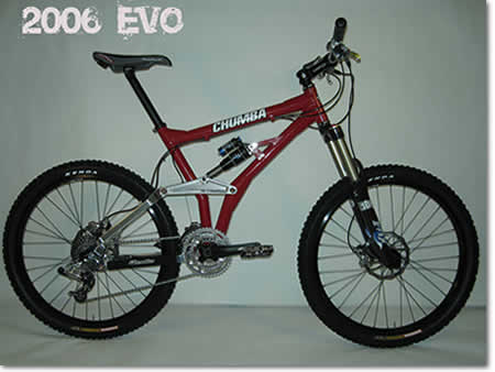Chumba EVO Mountain Bike