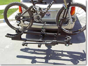 2005 Thule Transport T2 Hitch Mount Bike Rack