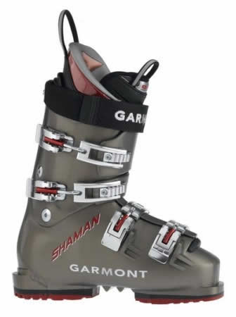 Garmont Shaman Alpine Ski Boot With Hikeable Sole