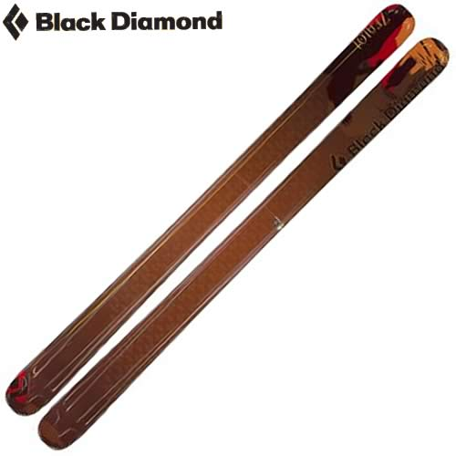 Black Diamond Zealot Backcountry Fat Powder Skis