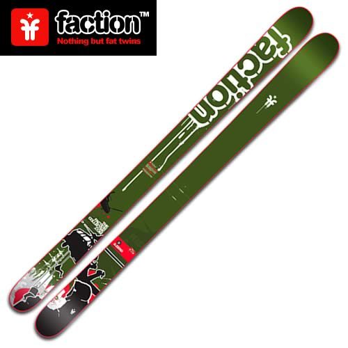 Faction 3.Zero Backcountry Skis