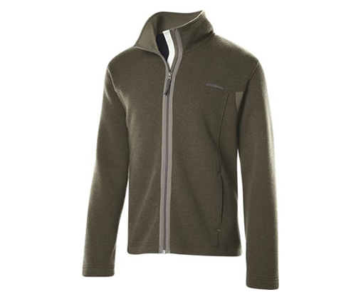 Merrell Big Sky Wool Fleece Jacket