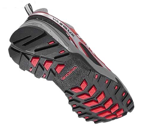 Vasque Blur Trail Running Shoe Review - Sole Tread