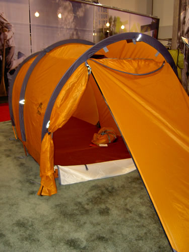 MSR DragonTail 4-season Singlewall Tent