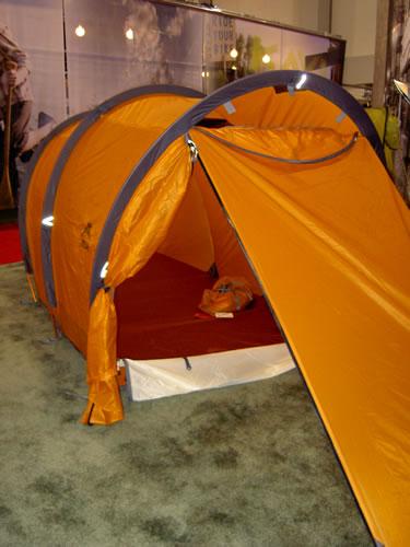 MSR DragonTail 4-season Singlewall Tent