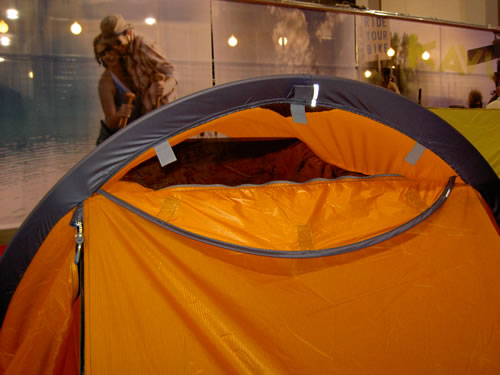 MSR DragonTail 4-season Singlewall Tent - Vent Tube