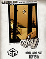 Bluehouse Skis Presents Enjoy from Rage Films - Salt Lake Premiere