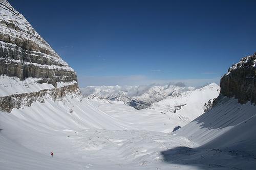 Mount Timpanogos Snowfield