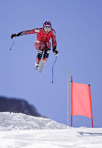 """Bode Miller in """"The Thin Line: Life on the Edge"""" on RushHD"""