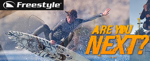 Freestyle USA - Are You Next Sponsorship Photo/Video Contest