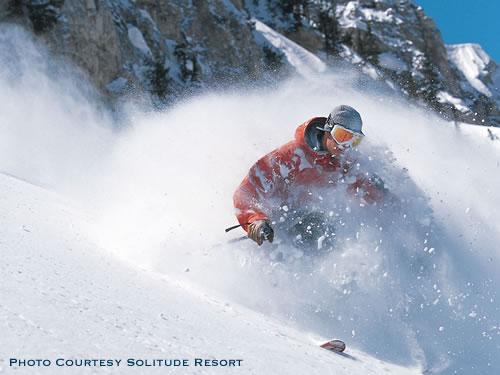 Solitude Ski Resort - Utah Powder Skiing