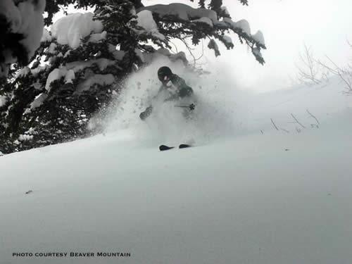 Beaver Mountain Ski Area - Northern Utah Powder Skiing