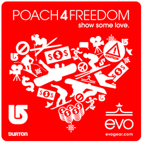 Burton's $5000 Poaching Contest Becomes $10,000 with www.evogear.com
