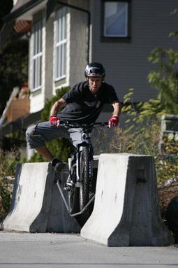 Ryan Leech Starring in his New Trials Riding Film, Crux