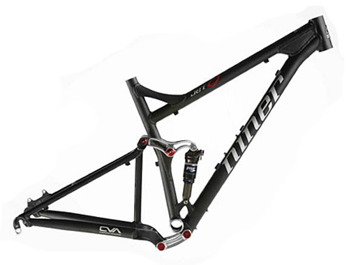 2008 Niner Jet 9 XC 29-er Mountain Bike Frame