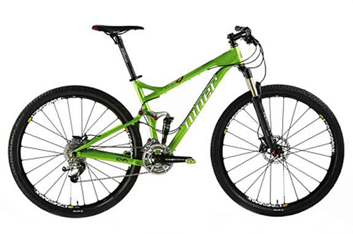 2008 Niner Jet 9 XC 29-er Mountain Bike Complete