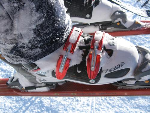 Scarpa Tornado Pro Alpine Touring Boots Review