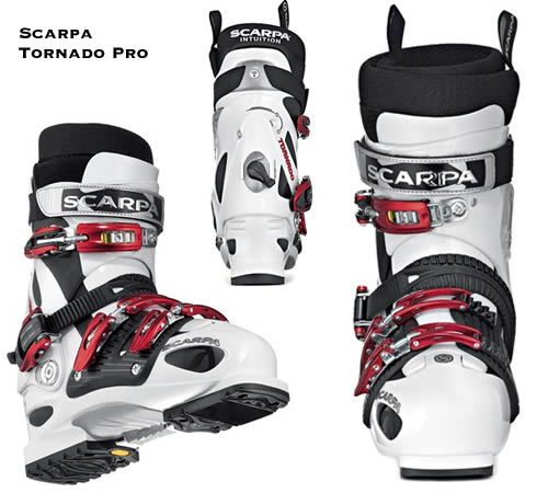 Scarpa Tornado Pro Alpine Touring Ski Boot Review