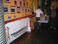 Tramdock.com sponsored the UAC fundraiser show