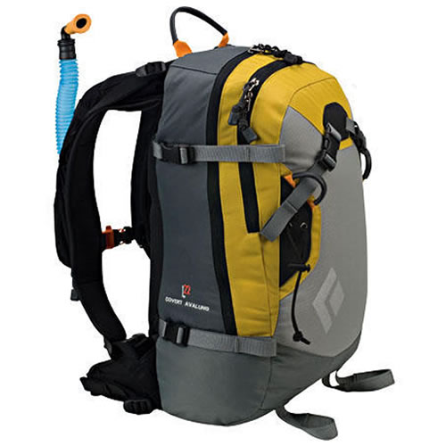 Black Diamond Covert Pack with AvaLung Review