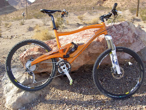 2008 Marin Mount Vision Quad XC - Interbike Quick Review