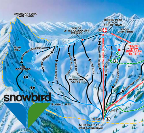 Mineral Basin - Snowbird, UT
