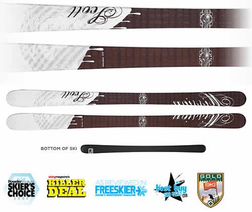 Scott Mission 183cm Ski Review