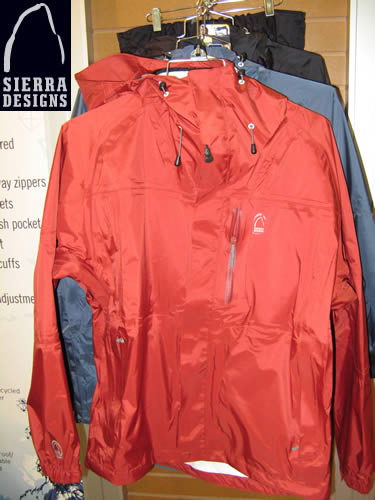 Sierra Designs Cyclone Eco Jacket