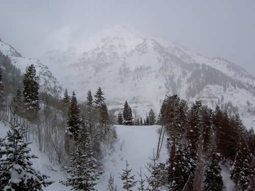 Sundance Resort - Mt. Timpanogos