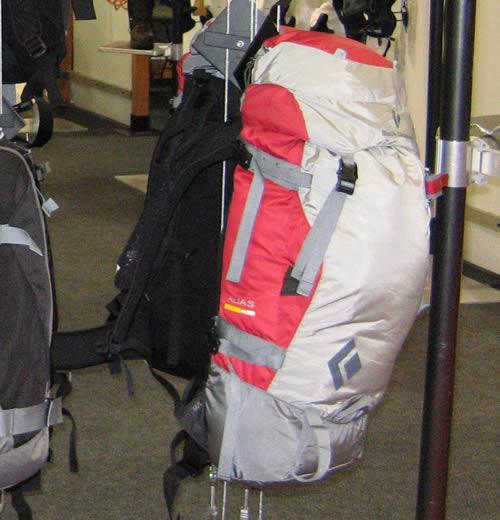 Black Diamond Alias AvaLung Ski Mountaineering Pack