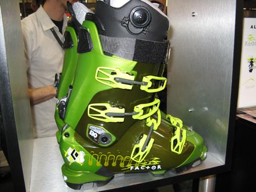 Black Diamond Factor Freeride Backcountry Touring Ski Boots
