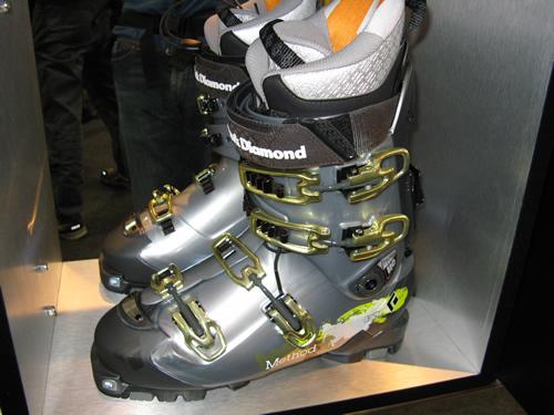 2008 Black Diamond Method Backcountry Ski Boots