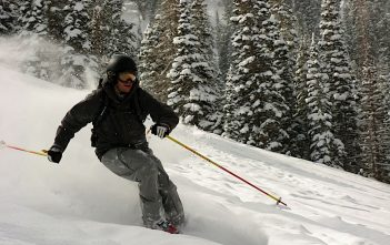 Solitude Ski Resort's Evergreen Area