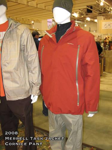 2008 Merrell Task Jacket